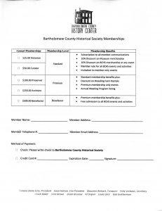 Membership Form001