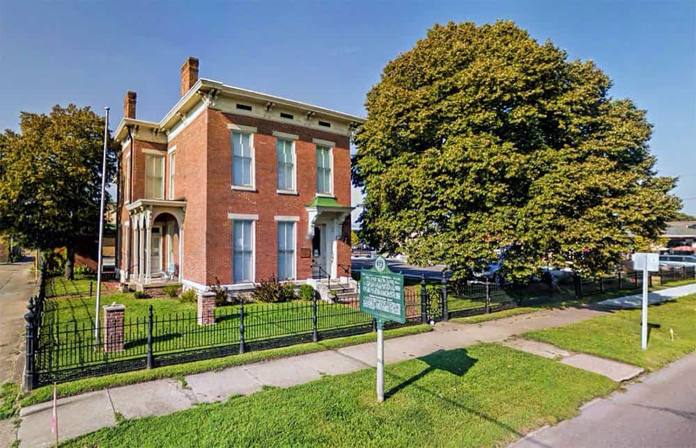 Marr-House-Columbus-Indiana